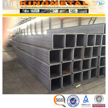 Carré en acier au carbone 200 * 200 galvanisé / section rectangulaire creux Prix