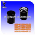 Fabricación de filtros de aceite para automóviles 15208-31U01,15208-7B000,15208-31000,15208-31U00 FILTRO DE ACEITE