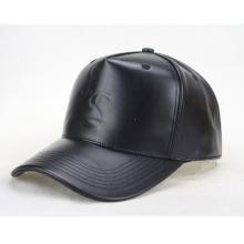 Customize Leather Strap Quality Baseball Cap