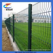 Anping Cheap PVC Coated Triangle Bending Fence (usine, depuis 1999)