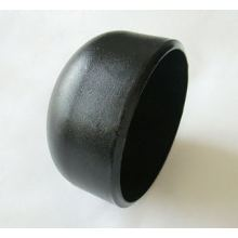 Butt Weld Pipe Fit End Cap med ANSI B 16.9 Standard