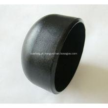 Tampão de extremidade dos encaixes de tubulação do aço carbono