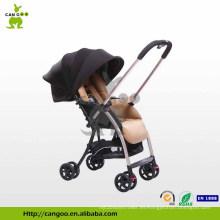 Pram plegable del bebé del cochecito de bebé del sistema del nuevo diseño para la venta