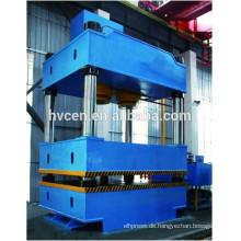 Hochwertige 4 Säulen hydraulische Presse / smc Formpresse
