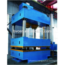 four column hydraulic press 300 ton for punching, stamping, cutting, drawing and forming