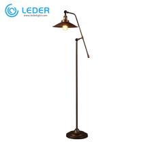 LEDER Metal Stand Floor Lamp