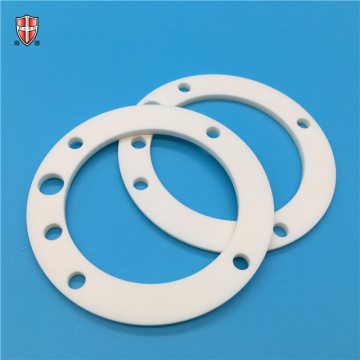 alumina ceramic insulator flange sealing ring