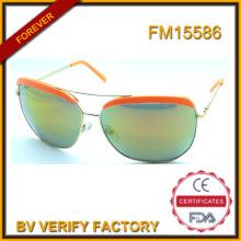 Men′s Metal gafas de sol con diseño personalizado