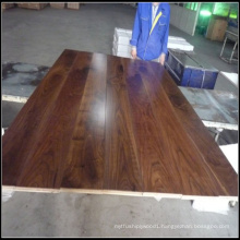 Engineered American Walnut Wood Flooring for Indoor Usage