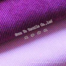 Polyester / Acrylic Corduroy Sofa/ Cushion/ Upholstery Fabric (GL-23)