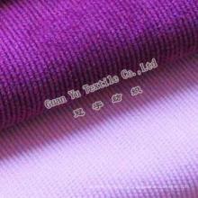 Poliéster / acrílico sofá de veludo / coxim / estofos em tecido (GL-23)