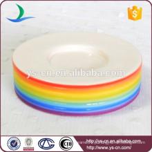 YSb40001-01-sd Rainbow banheiro acessório saboneteira