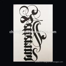 OEM Wholesale small ant tattoo animal cross arm tattoo Waterproof arm tattoo W-1005