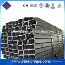 Les produits les plus demandés ont un tube carré en acier inoxydable 304l