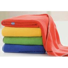 Одеяло из 100% полиэстера с защитой от пилинга Polar Fleece