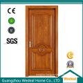 Manufacture High Quality Solid Wooden Veneer Door for Hotels