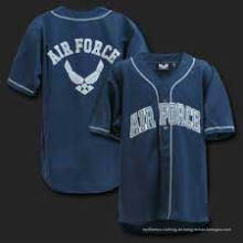 Kundenspezifische Full Dye Sublimation Baseball Jerseys