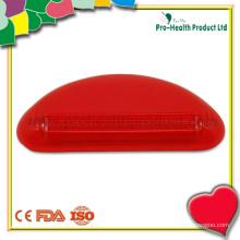 Рекламный пластиковый держатель для зубной пасты