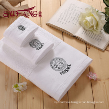 hotel towel Embroidery towel customized towel