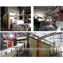 Impregnation line/ melamine paper impregnation line/ Decor paper