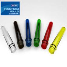 Moule en plastique de préforme d'animal familier de valve d'aiguille d'injection de coureur chaud sans queue