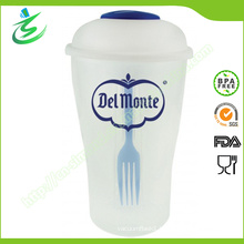 BPA Free Plastic Salad Shaker for Wholesale
