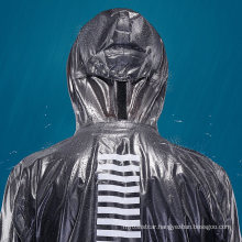 High Quality Breathable and Waterproof Cycling Clothes, Cycling Rainwear, Sportswear, Sports Raincoat