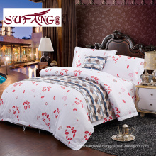 Luxury Comfortable Adult King Size100% Cotton Hotel bedding sets 60s