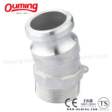 Stainless Steel Type F Camlock Coupling