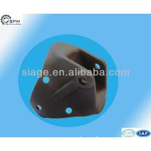 OEM cnc steel machined abrasive blasting supplier