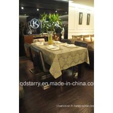 Couvertures de table en coton polyester St111