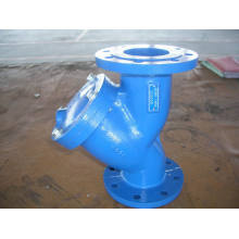 Wcb Flanged Y-Type Strainer Pn10/Pn16