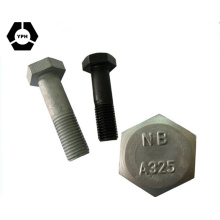 High Strength A325 Bolts for Heavy Structure