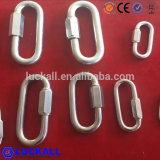 Stainless Steel Quick Link, Zinc Plated