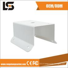 Support d'appareil-photo de télévision en circuit fermé de sécurité d'alliage d'aluminium