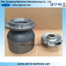 Centrifugal Water Pump Investment Casting/Sand Casting Pump Parts