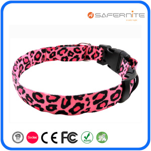 Usb Uppladdningsbart Led Light Up Dog Collar