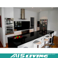 Small Kitchen Cupboard Furniture with Quartz Design (AIS-K187)