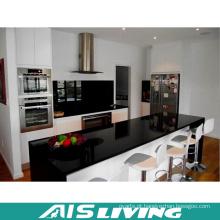 Pequena cozinha armário com design de quartzo (AIS-K187)
