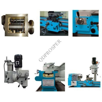 CE Multifunctional Drilling Milling Lathe (AT320)