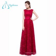 A-Линия Кружево Китая Изготовленный На Заказ Длинное Вечернее Платье