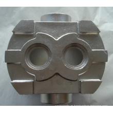 Caixa De Engrenagem De Alumínio Sólido Da China Fábrica
