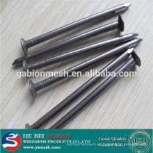 2014 Venta caliente galvanizada clavos comunes (fabricación)