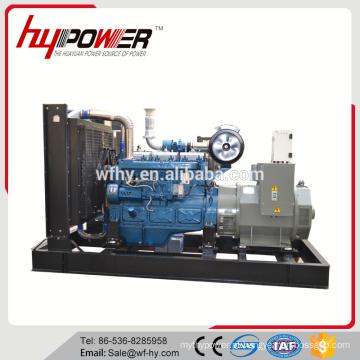 Tipo aberto 160KV gerador diesel elétrico à venda