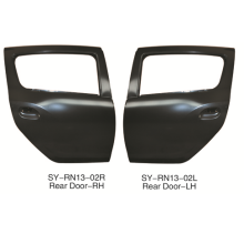 Professional for A Pair Of Rear Doors rear door for dacia sandero 2013- export to Mozambique Manufacturer