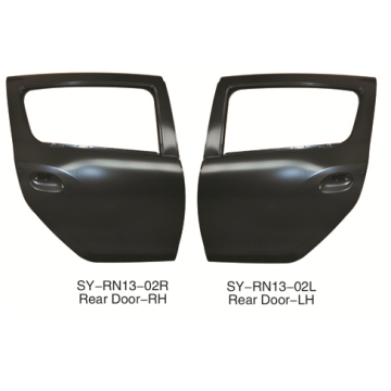 rear door for dacia sandero 2013-