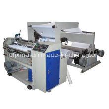 Gaming Ticket Roll Slitting and Rewinding Machine