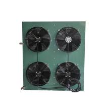 Condensadores de refrigeração a ar Fnh para armazenamento a frio