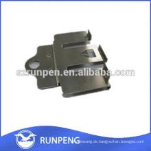 Bulk-personalisierte Metall-Stanzteil in Aluminium