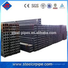 Tendances des tubes chauds en acier perforé
